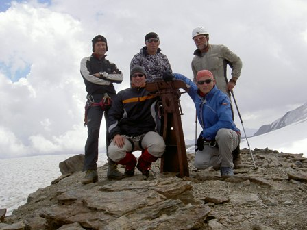 Suldenspitze (3.376m)
