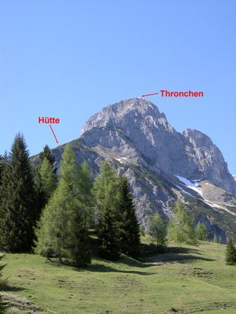 Werfener Hütte (1.967m)