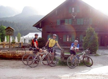 Bad Ischl, rund um den Sandling