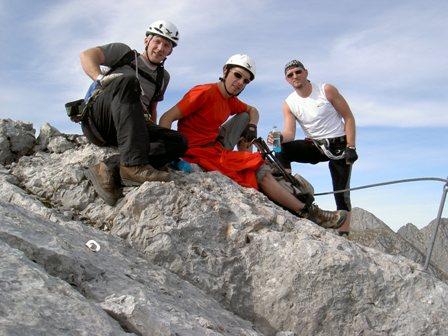 Klettersteig Leogang Süd/Nord