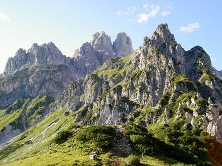Große Bischofsmütze (2.459m)