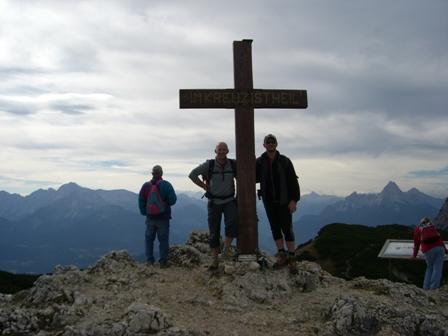 Untersberg, kleine Südwand