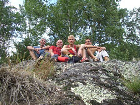Klettern in Natters