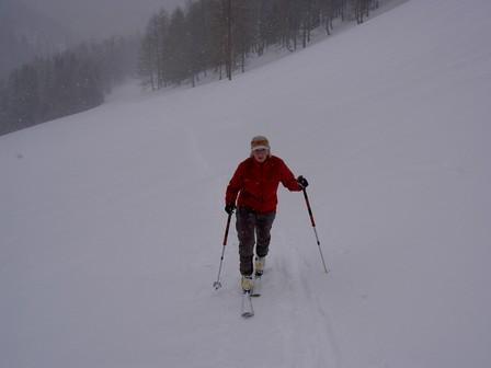 Zwölferhorn (1.522m) von der Tiefbrunnau