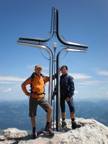 Überschreitung Hoher Göll (2.522m) und Hohes Brett (2.340m) die 2´te