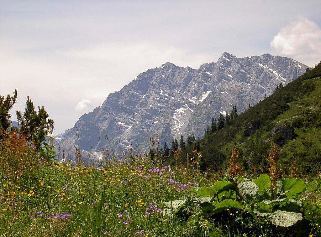 Kleine Reibn (Schneibstein 2.276m)