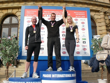Halbmarathon PRAG