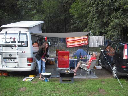 Camping Bella Riva