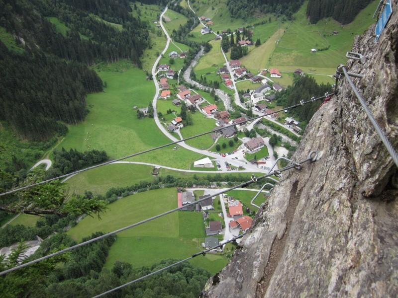 Klettersteig Zimmereben : Zillertal u nasenwand e und zimmereben d klettersteig