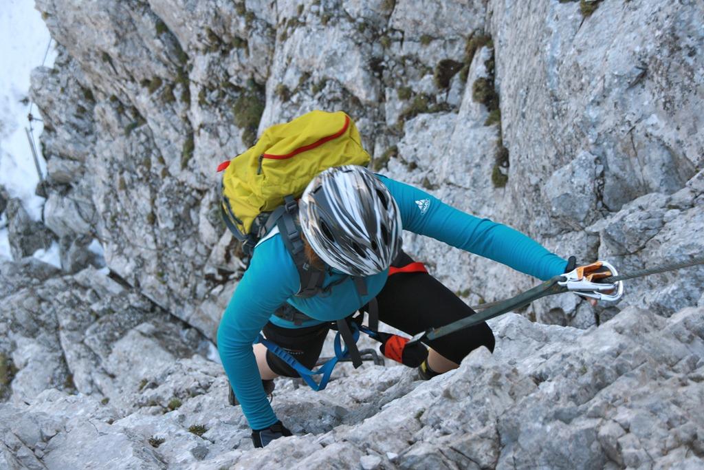 Klettersteig C : Hochstuhl klettersteig b c m climb and hike