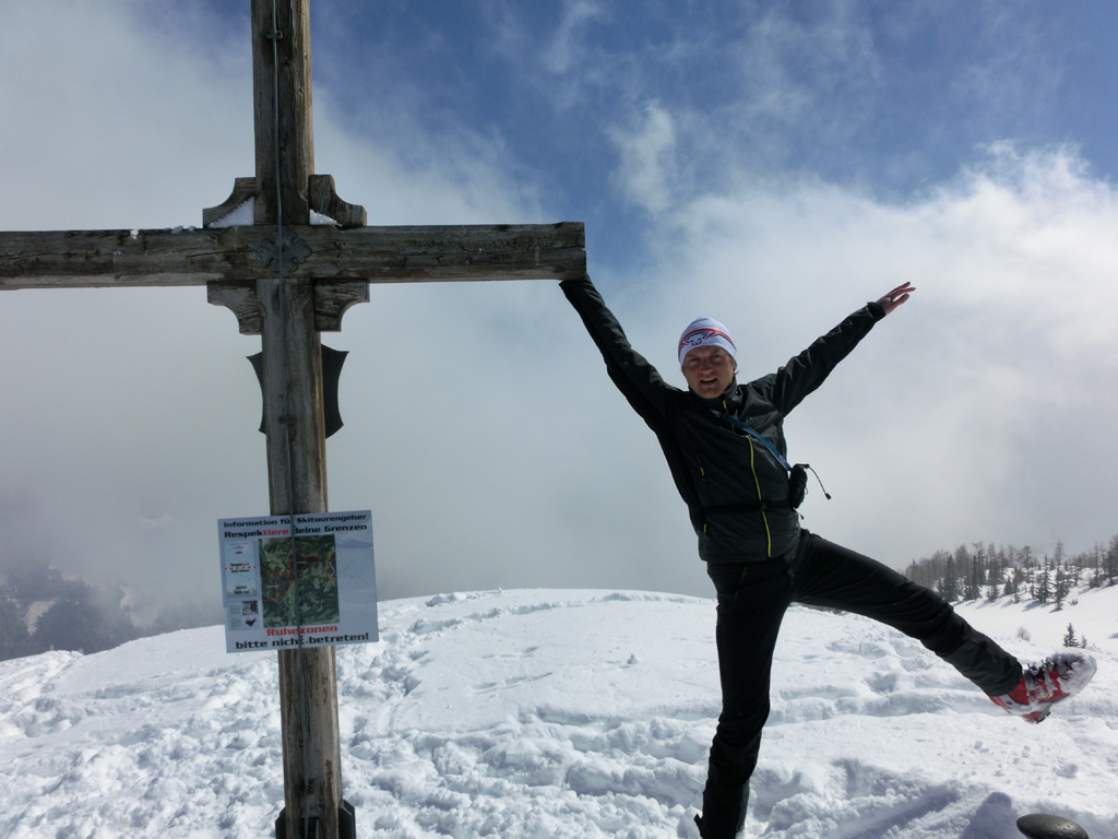 Speedy Gipfelglück