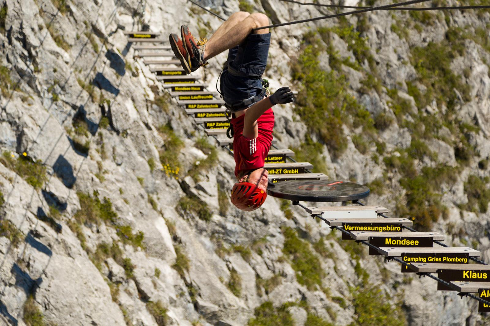 Klettersteig Drachenwand Topo : Überschreitung drachenwand schatzwand schober ii climb and hike