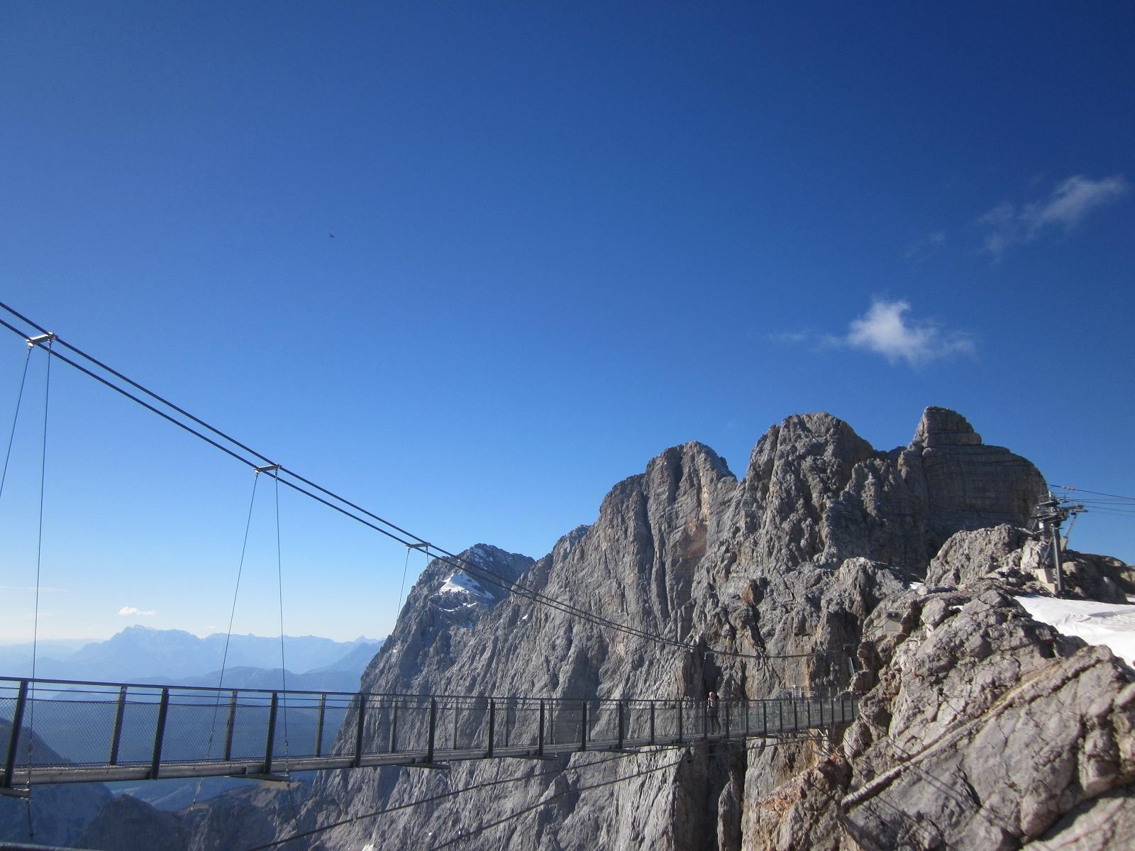 Klettersteig Seewand : Dachsteingebirge und umgebung climb and hike