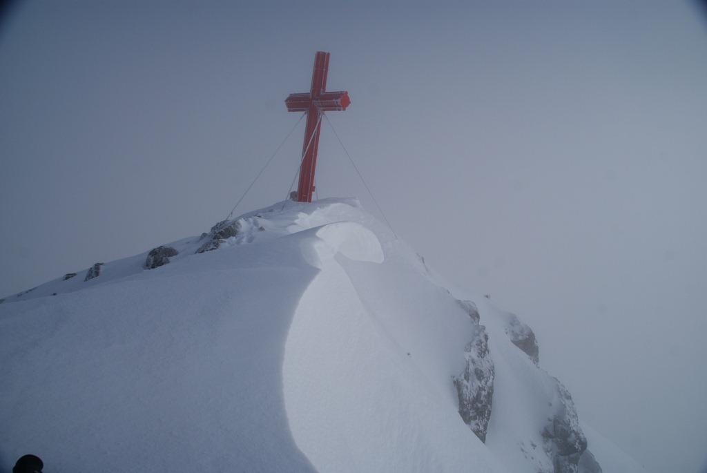 Großer Priel (2.515m), Winterbegehung