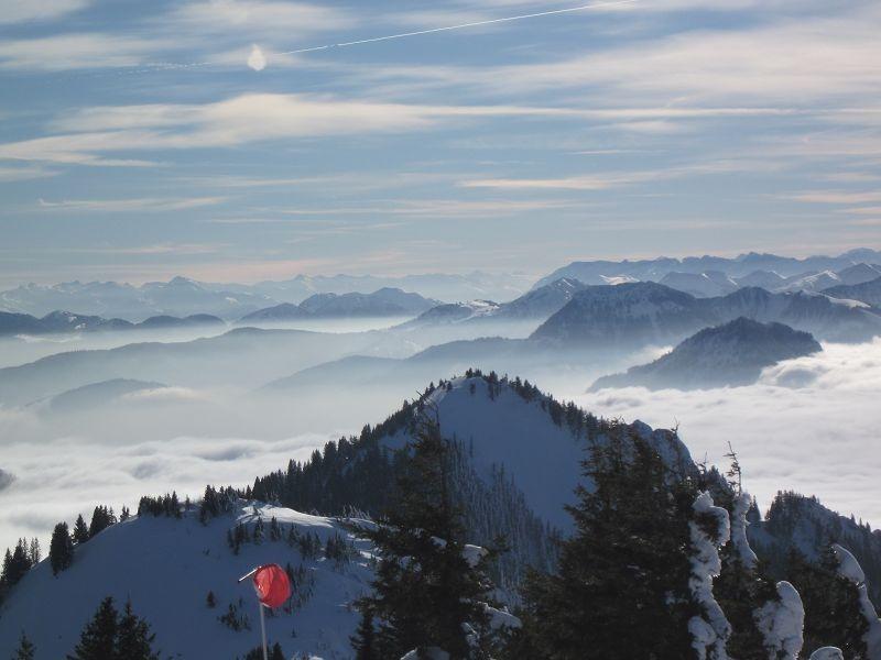 Hochries (1.568m), Chiemgauer Alpen
