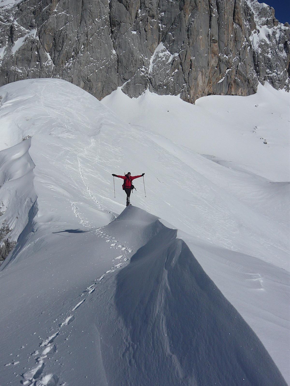 Ramsauer KS Winterbegehung 2011 - 45 (Speedy 4 von 23)