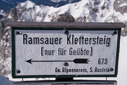 Ramsauer KS Winterbegehung 2011 - 47