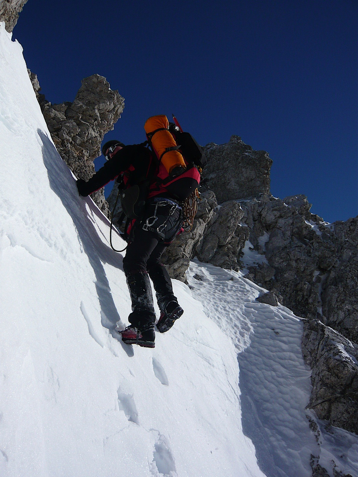 Ramsauer KS Winterbegehung 2011 - 70 (Speedy 12 von 23)