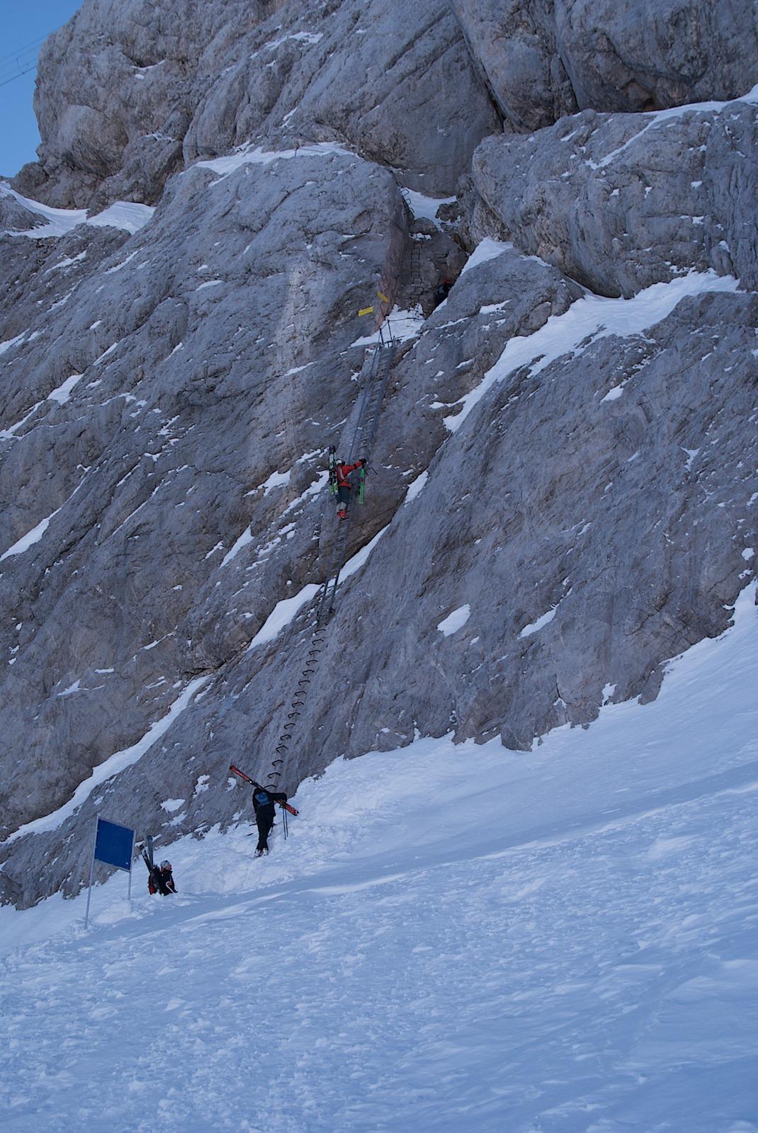 Ramsauer KS Winterbegehung 2011 - 8