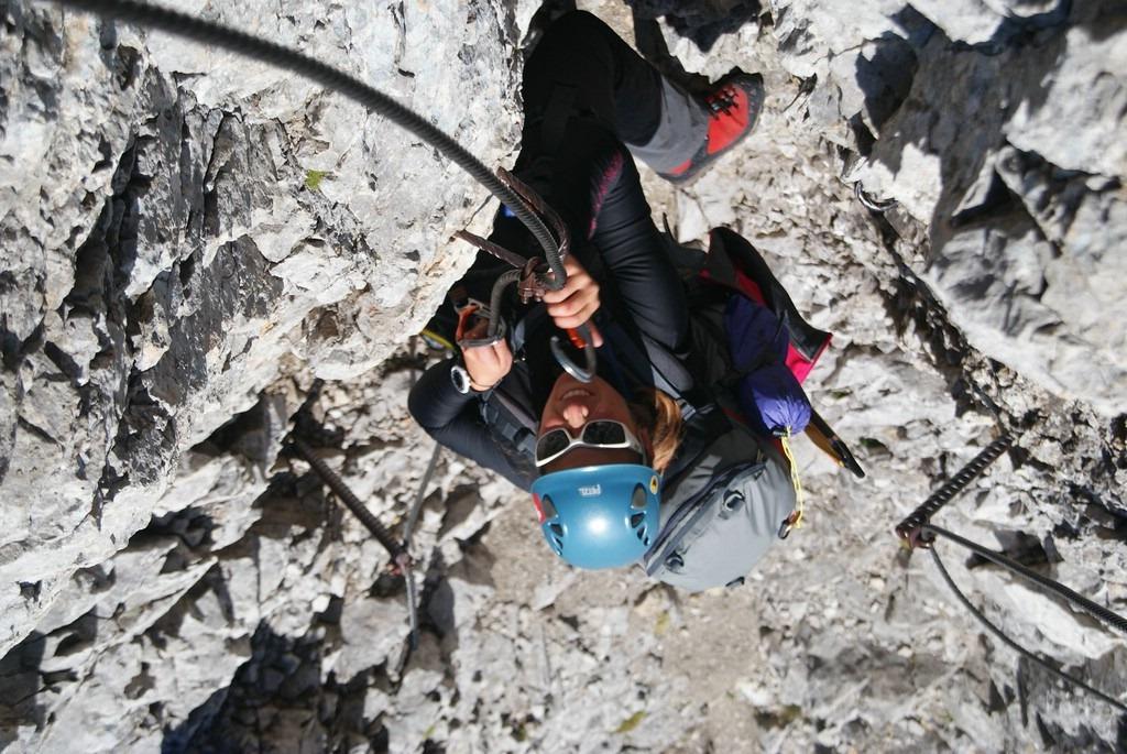 Ramsauer Klettersteig (C)
