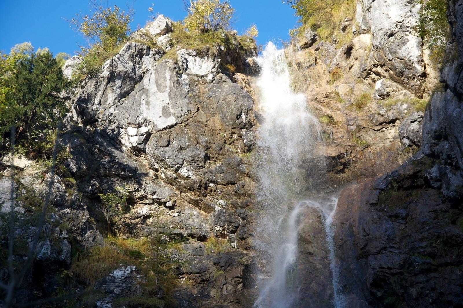 Spitzmauer und Priel 15.10.2011 - 025