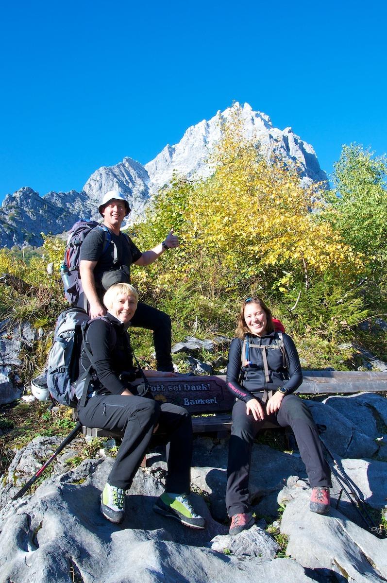 Spitzmauer und Priel 15.10.2011 - 041