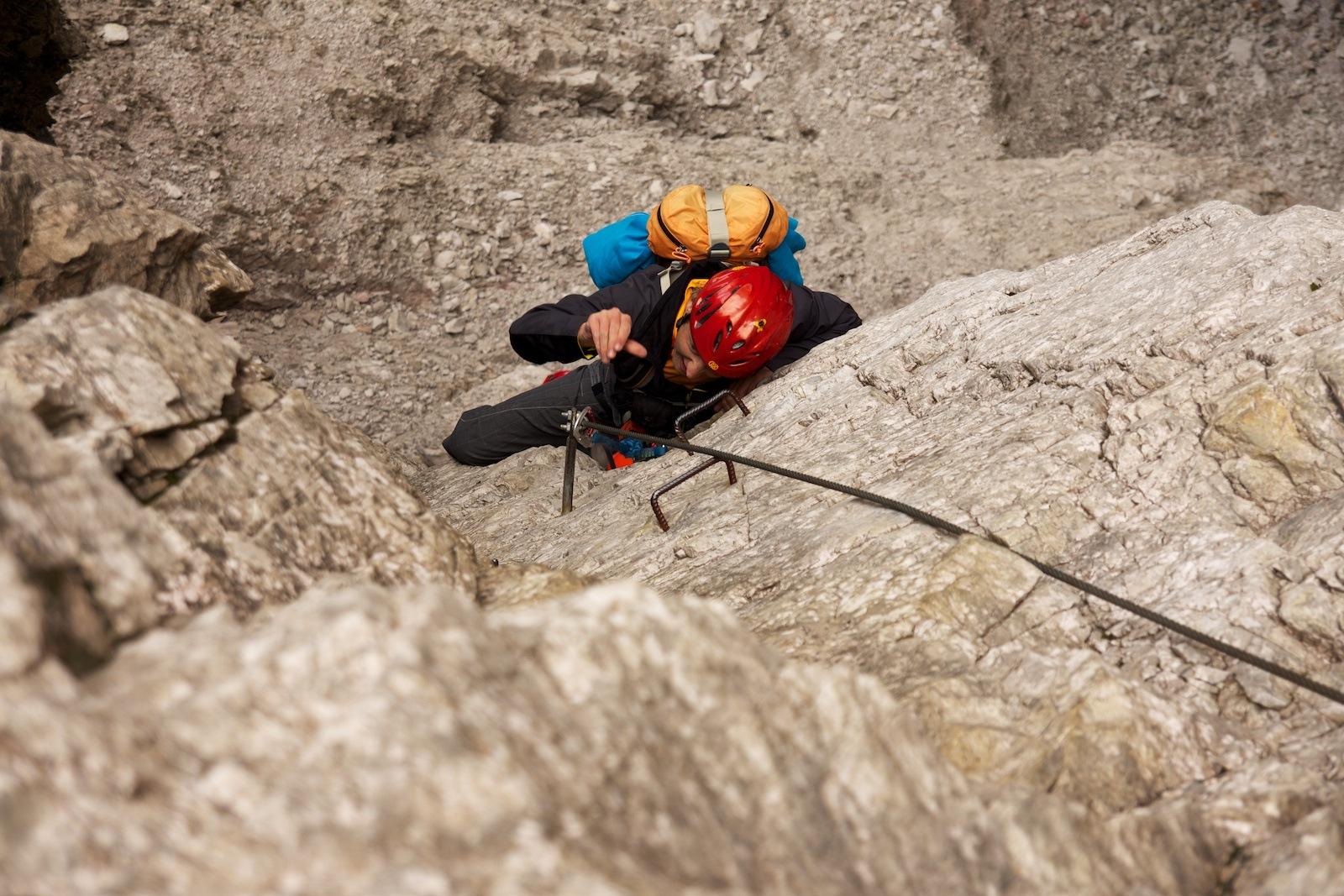 Roghel-Gabriella-Alpinisteig - 110