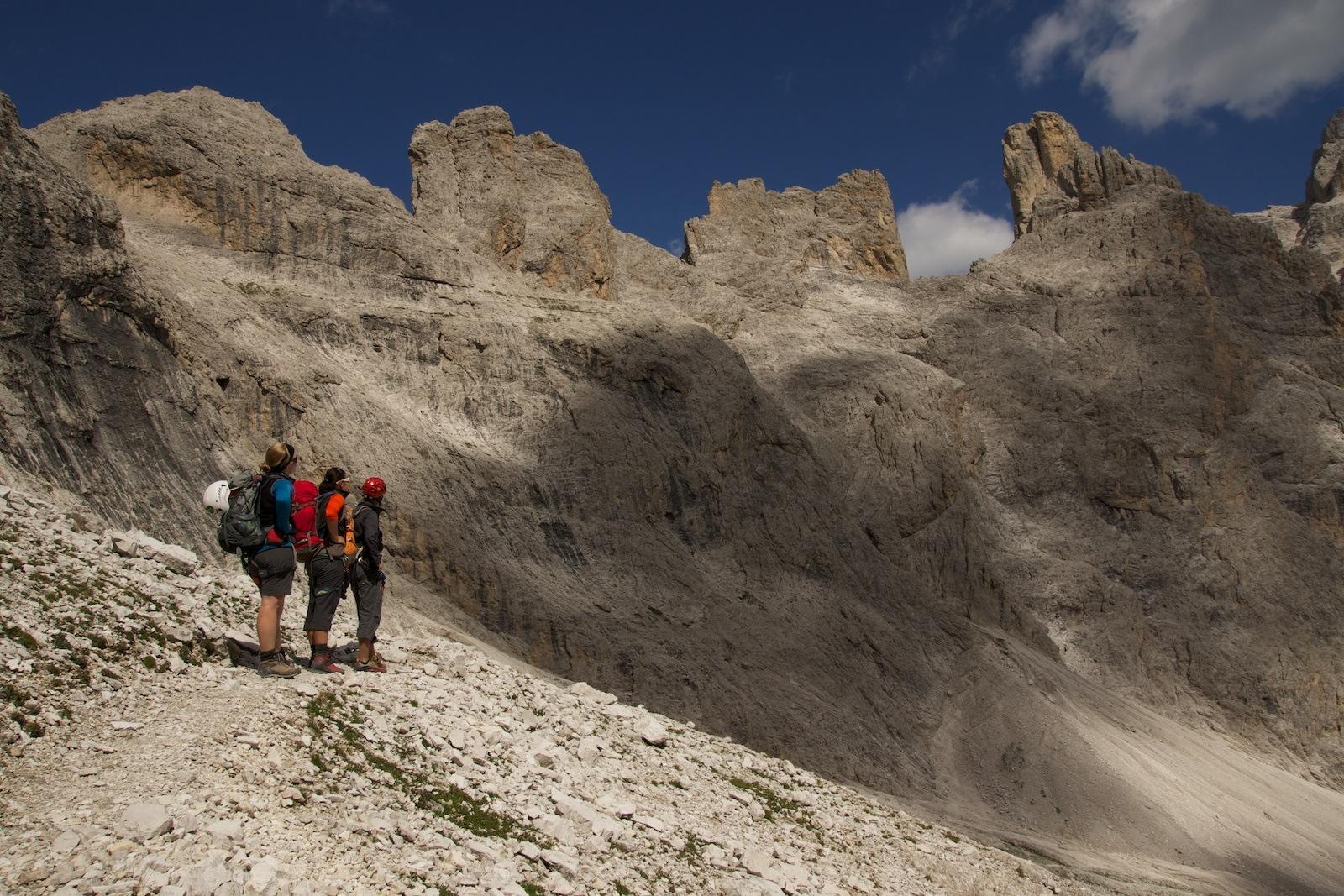 Roghel-Gabriella-Alpinisteig - 153