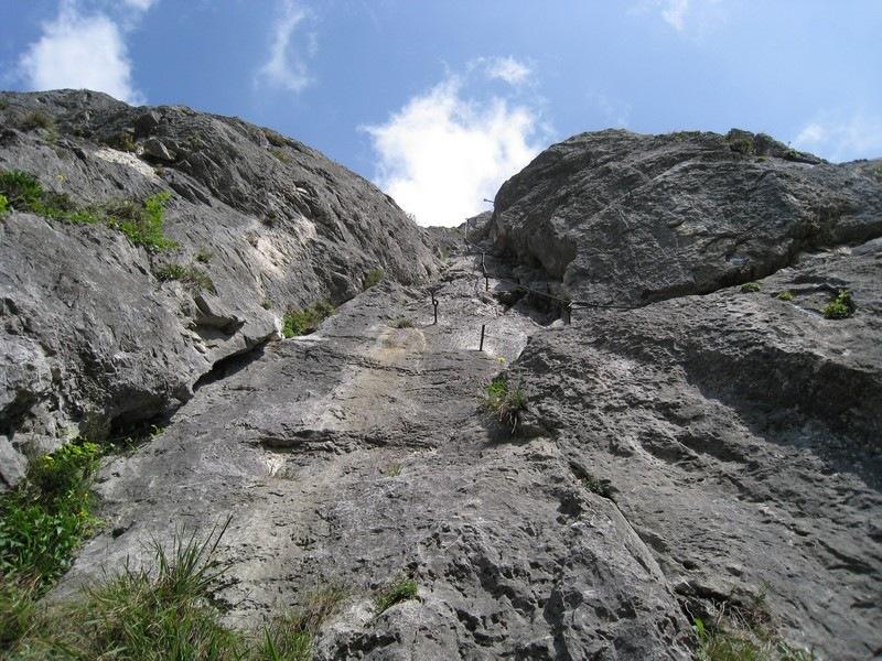 Kaiser Max Klettersteig : Bernis bergzauber im internetz kaiser max klettersteig durch