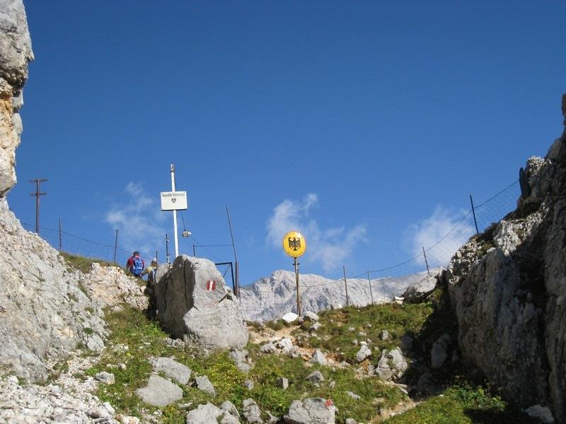Zugspitz (2.961m) übers Gatterl