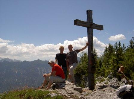 Bad Ischl, Predigtstuhl