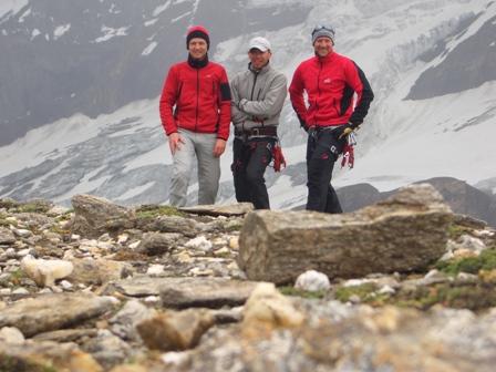 Eiskurs Oberwalderhütte