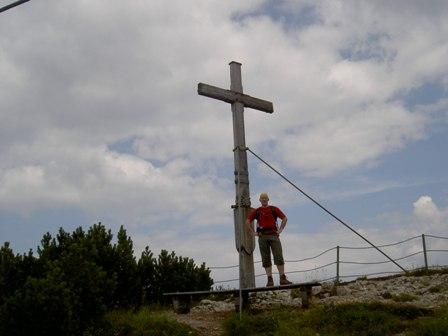Sechsgipfel Tour auf den Predigtstuhl