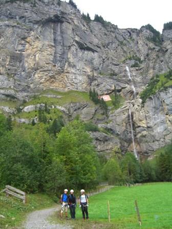 Almenalp Klettersteig in Kandersteg