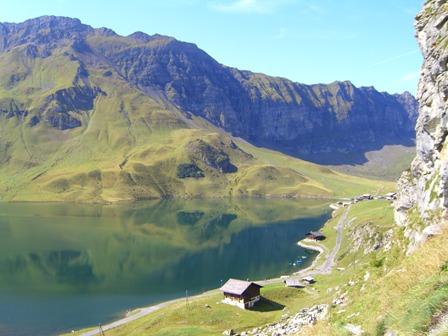 Melchsee-Frutt und Grindelwald