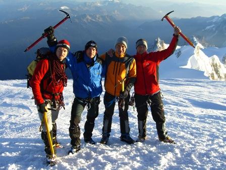 Mont Blanc (4.807m)