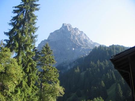 Alpine Klettertour auf die Bire (2.502m)