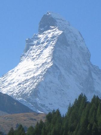 Kleines Matterhorn (3.883m)