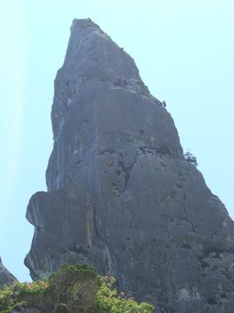 Klettern in Sardinien