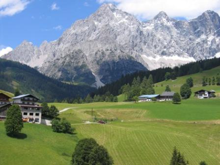 Dachsteinumrundung (173km, 4.600 Hm)