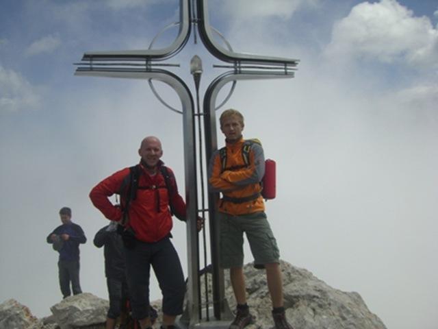 Überschreitung Hoher Göll (2.522m) und Hohes Brett (2.340m)