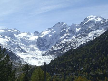 Versuch Piz Bernina (4.049m)