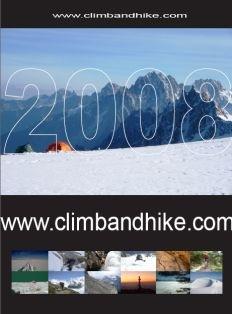climbandhike Kalender 2008