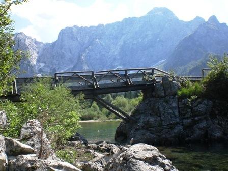 Mangart (2.679m) über den Slowenischen Weg