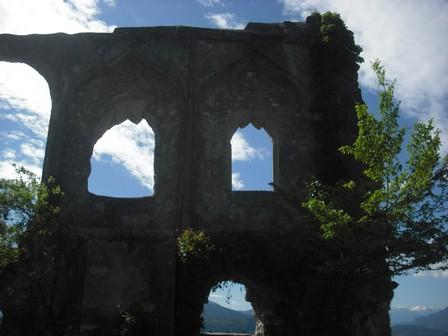 Ruine Finkenstein