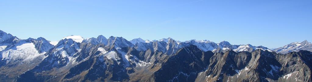 Panorama Ahornspitze
