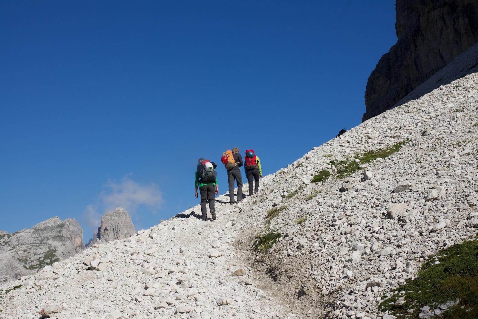 Roghel-Gabriella-Alpinisteig - 285