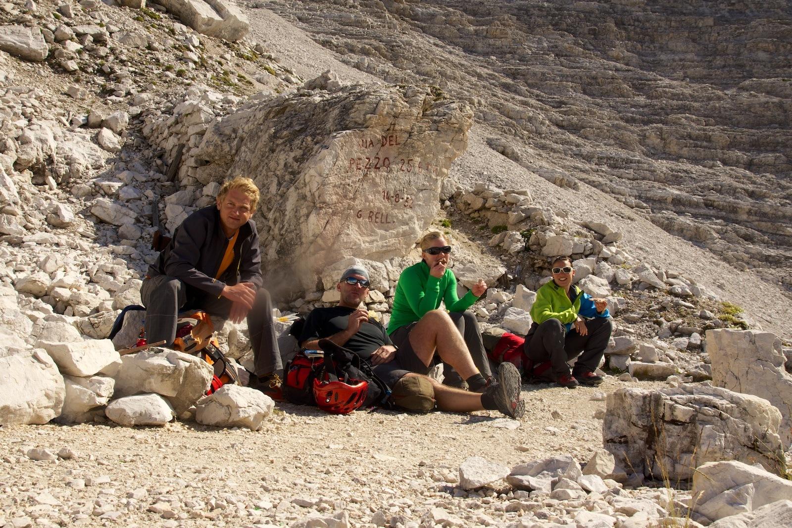 Roghel-Gabriella-Alpinisteig - 325
