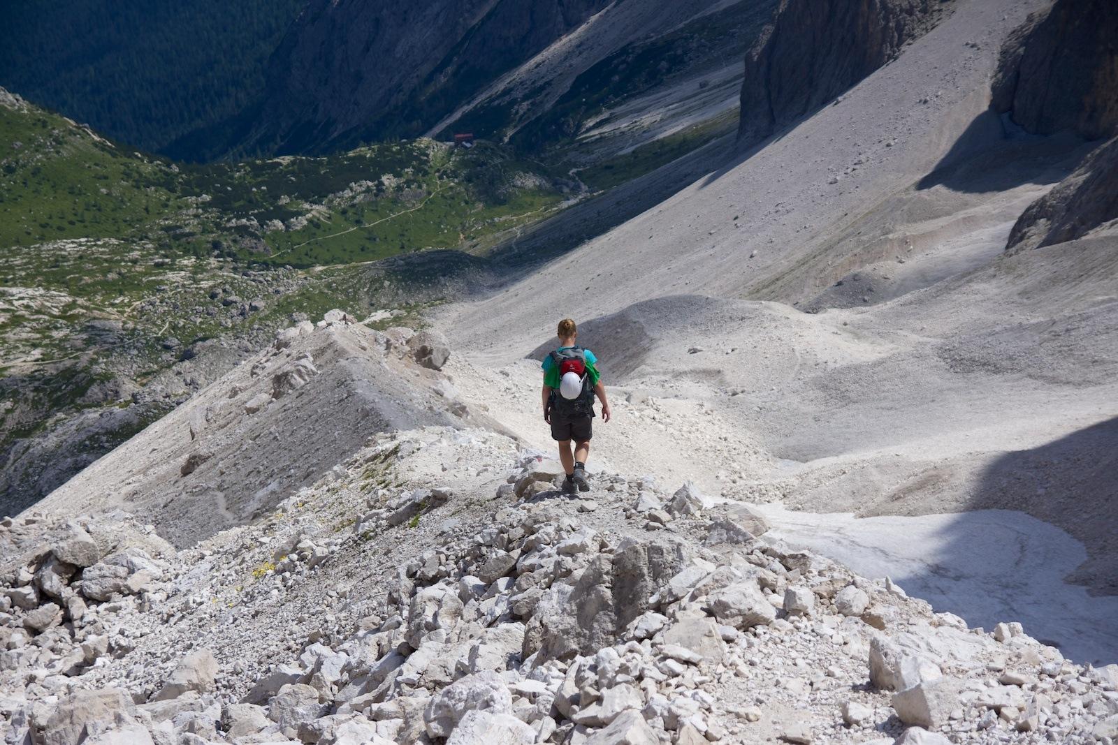 Roghel-Gabriella-Alpinisteig - 395