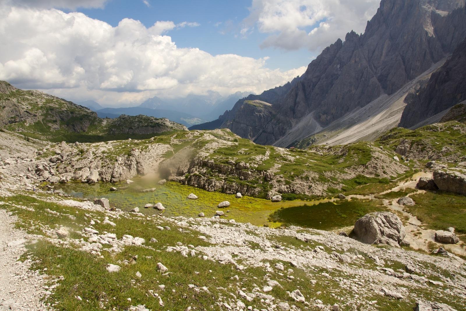 Roghel-Gabriella-Alpinisteig - 400